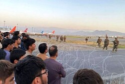 US troops extorting money from Afghans seeking to leave Kabul