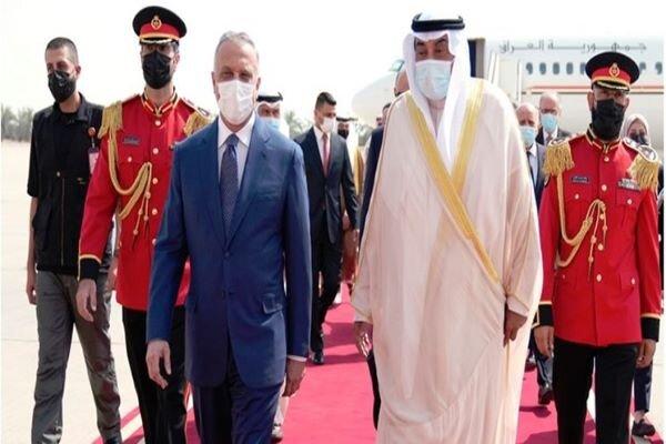 Kazımi Kuveyt Emiri'ni Bağdat zirvesine davet etti