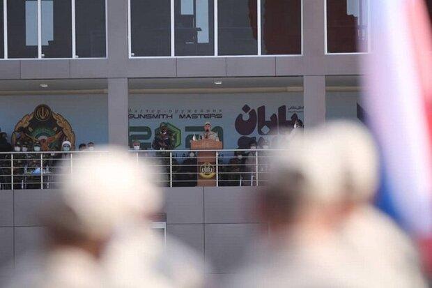 Intl. army games begin in Isfahan's Shahinshahr
