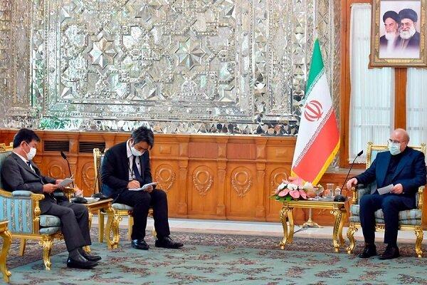 إيران تتوقع من الحکومة اليابانية أن تتخذ اجراءات جادة لتحرير أصول إيران