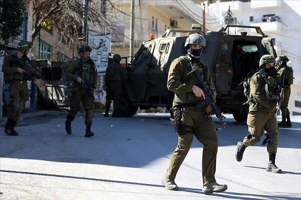 زخمی شدن ۴۴ فلسطینی در درگیری با نظامیان صهیونیست در کرانه باختری