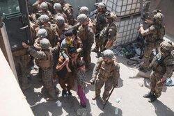 Kabil Havalimanı'nda çatışma çıktı
