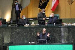 ایرانی پارلیمنٹ کا وزراء کی اہلیت کا جائزہ لینے کے لئے تیسرے دن بھی اجلاس جاری