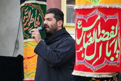 اجرای کاروان «نسل حسینی» در آتشنشانی حسن آباد