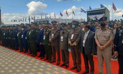 هفتمین دوره مسابقات بینالمللی نظامی روسیه آغاز شد