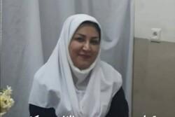 هشتمین مدافع سلامت گلستان آسمانی شد