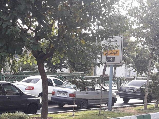 بار ترافیک صبحگاهی اول شهریور در معابر پایتخت سنگین است