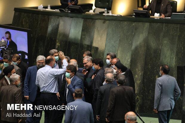 دومین روز بررسی صلاحیت کابینه پیشنهادی دولت سیزدهم