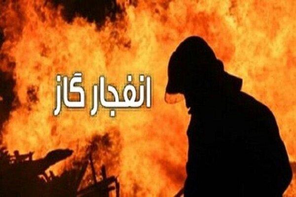 انفجار شدید ناشی از نشت گاز در اهواز / ۴ نفر مصدوم شدند