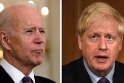 Biden ve Johnson telefonda Afganistan'ı görüştü