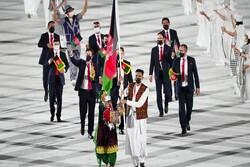 Afganistan bayrağı Paralimpik Olimpiyatlarda dalgalanacak