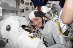 لغو راهپیمایی فضایی به دلیل مشکل پزشکی یک فضانورد