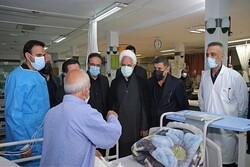 بازگشت به کار بیمارستان امام خمینی کرج با ۲۲۰ تختخواب
