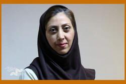 Leila Hosseini judging at Apricot Tree Ujan Doc. Film Fest