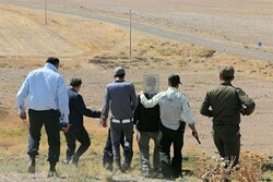 ۲ حفار غیرمجاز اشیای تاریخی در جیرفت دستگیر شدند