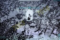 Turkish warplanes bomb targets in northern Iraq: Defense min.