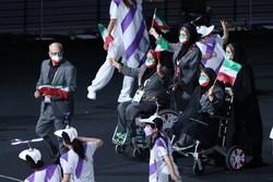 هدیه معنوی خانواده سردار سلیمانی به کاروان پارالمپیک ایران