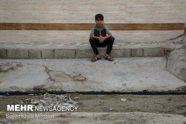 نور آباد در انتظار آبادی
