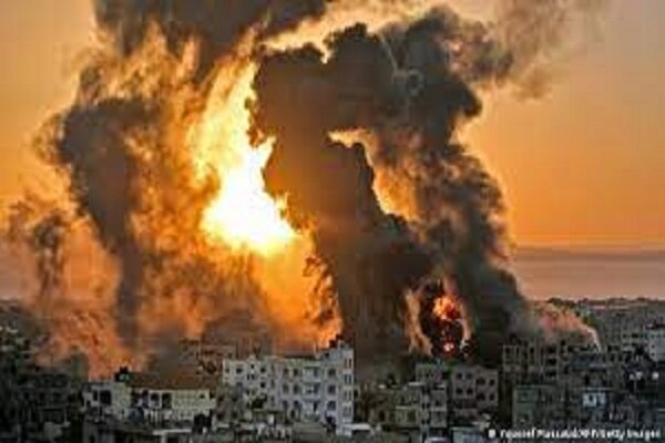 Hamas strongly condemns new Zionists' attack on Gaza Strip