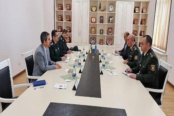İran-Azerbaycan askeri ilişkileri artacak