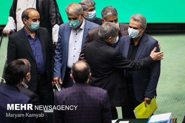 چهارمین روز بررسی صلاحیت کابینه پیشنهادی دولت سیزدهم