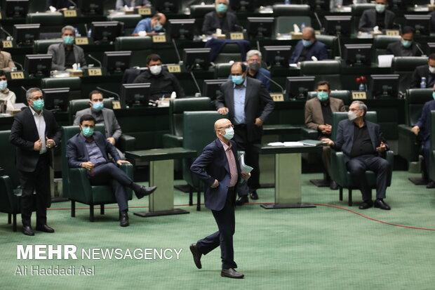 جلسه نوبت عصر چهارمین روز بررسی صلاحیت کابینه پیشنهادی دولت سیزدهم