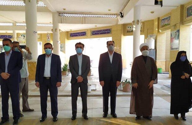 ۱۲۰ پروژه در شهرستان دشتستان افتتاح یا آغاز میشود