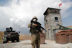تقویت مرزهای ترکیه برای جلوگیری از ورود پناهندگان افغانستانی