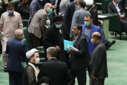 MPs discussing nominated ministers for 5th day
