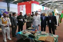 Dep. Defense Min. visits Iran pavilion in Moocow