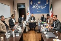 شهردار نسیم شهر با ۷ رای موافق انتخاب شد