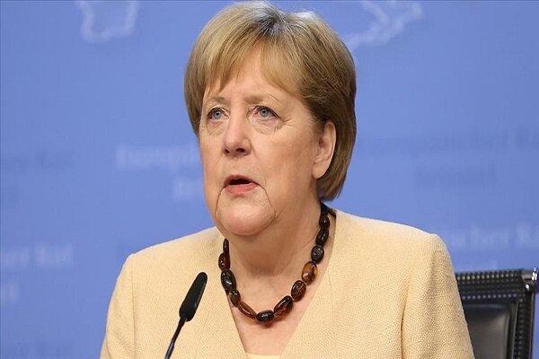 مرکل: برلین حامی «نورد استریم ۲» است