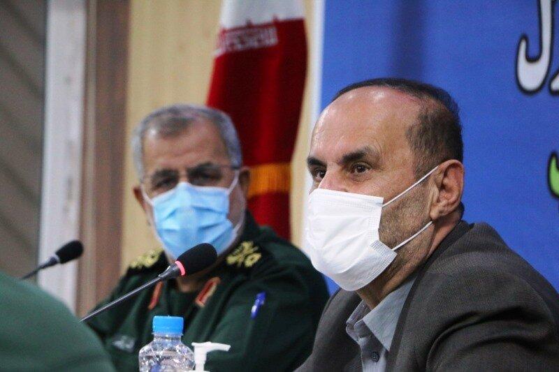 مراجعه بیش از ۹هزار نفر به بیمارستانهای خوزستان/وضعیت بحرانی است