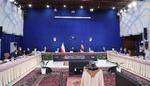 الرئيس الايراني يوجه الوزارات لتوظيف قدراتها من أجل التعاون مع منطمة شنغهاي