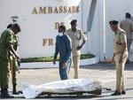 تنزانیا میں فرانسیسی سفارت خانے کے قریب فائرنگ سے 4 اہلکار ہلاک