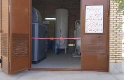 راهاندازی اکسیژنساز ۶۰۰ لیتری در بیمارستان امام خمینی (ره) درگز