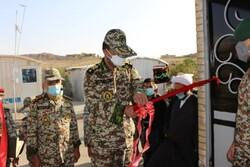 مرکز فرماندهی و کنترل گروه پدافند هوایی حضرت معصومه(س) افتتاح شد