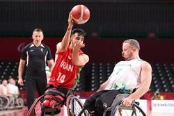 تیم ملی بسکتبال با ویلچر ایران