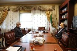 حمید سجادی با مسعود سلطانی فر دیدار و گفتگو کرد