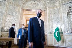 FM Amir-Abdollahian arrives in Damascus