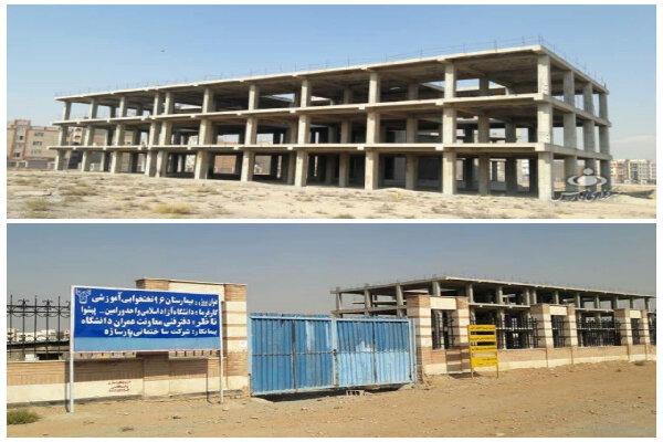 پروژه بیمارستان پیشوا ۱۳ ساله شد/وعده مسئولان برای رفع موانع ساخت