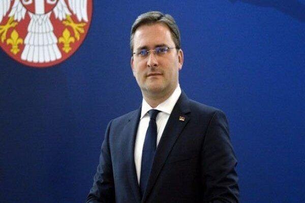 عبداللهيان يتلقى برقية تهنئة من وزير خارجية صربيا