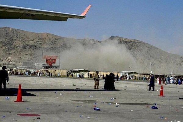 کابل ايئر پورٹ کے باہر 2 دھماکوں کے نتیجے میں 13 افراد ہلاک/ داعش نے ذمہ داری قبول کرلی