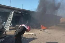 Roadside bomb blasts near Syria' Daraa, two soldiers killed