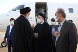 Cumhurbaşkanı Reisi, Huzistan eyaletinde