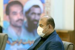 وزیر راه هم ارسال تاج گل و پیام تبریک را منع کرد