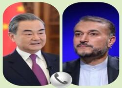 روابط سیاسی ایران و چین بر اساس مشارکت راهبردی تعمیق مییابد