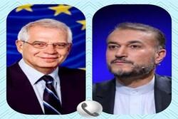 أمير عبد اللهيان: المفاوضات مقبولة لدى ايران عندما تكون نتائجها ملموسة