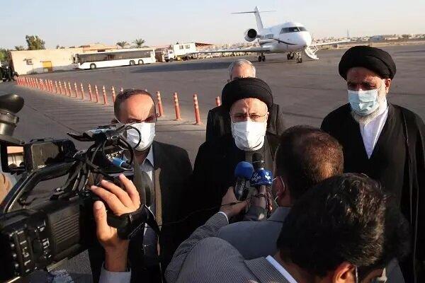 Pres. Raeisi visits Khuzestan prov. for resolving problems