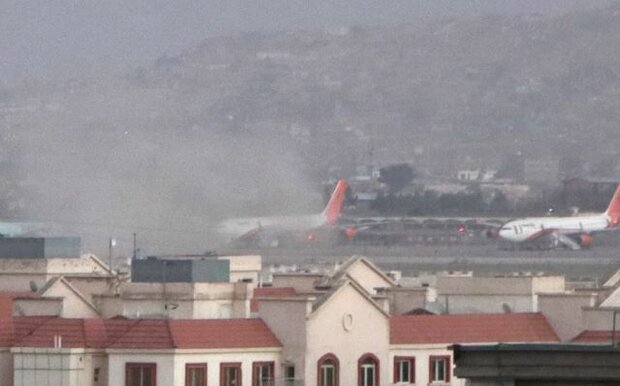 Shooting reported at eastern gates of Kabul Airport